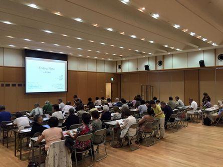 2015年8月6日 Ending note セミナー(奈良県)