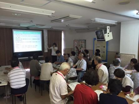 2015年9月9日 エンディングノートセミナー(奈良県)
