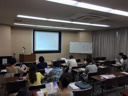 2015年10月7日 自主勉強会でのセミナー(東大阪市)