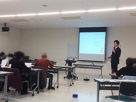 2015年11月13日 正しい、エンディングノートの使い方講座(豊中市)
