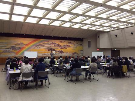 2015年12月12日 終活セミナー(神戸市西区)
