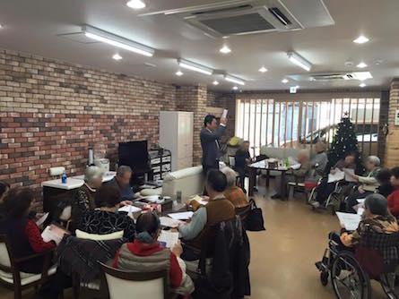 2015年12月2日 遺言書セミナー(大阪市北区)