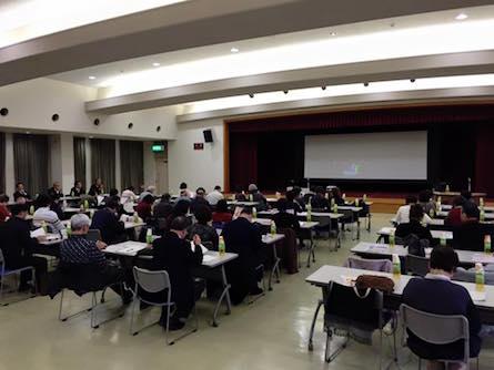 2016年1月23日 終活セミナー(神戸市)